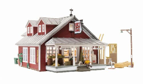 Woodland BR5031 HO Country Store Expansion